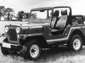 Technical specifications of the car and fuel economy of Mahindra CJ 3