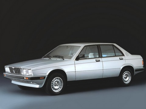 Technical specifications and characteristics for【Maserati 420/430】