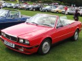 Technical specifications of the car and fuel economy of Maserati Biturbo