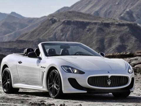 Caratteristiche tecniche di Maserati GranCabrio