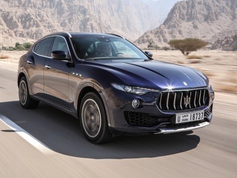 Specificații tehnice pentru Maserati Levante