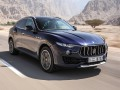 Technical specifications of the car and fuel economy of Maserati Levante