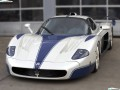 Technical specifications of the car and fuel economy of Maserati MC12