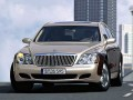 Technical specifications of the car and fuel economy of Maybach Maybach 57