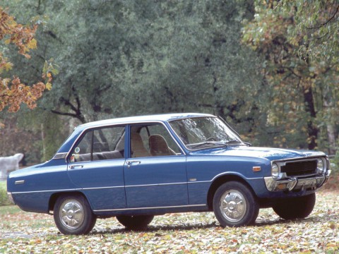 Technical specifications and characteristics for【Mazda 1300】