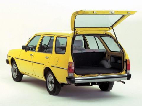 Especificaciones técnicas de Mazda 323 I Station Wagon (FA)