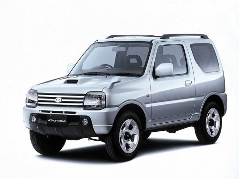 Technical specifications and characteristics for【Mazda Az-offroad】