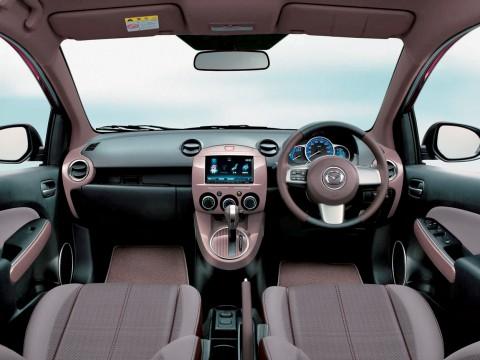 Mazda Biante teknik özellikleri