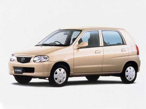 Caractéristiques techniques de Mazda Carol II