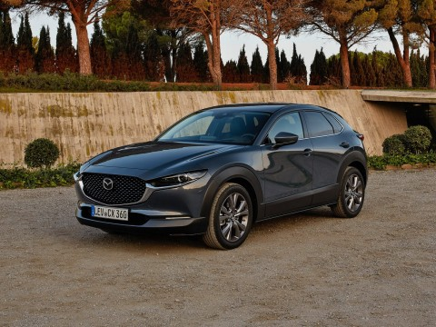 Technical specifications and characteristics for【Mazda CX-30】