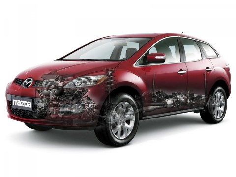 Technical specifications and characteristics for【Mazda CX-7】