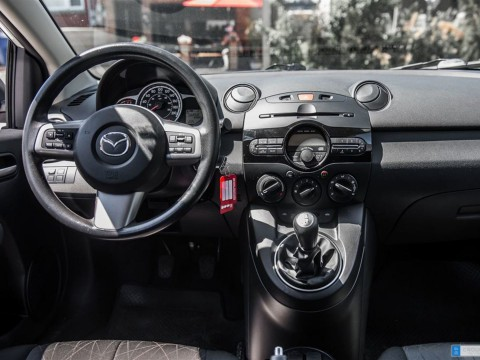 Technical specifications and characteristics for【Mazda Demio IV (DJ)】