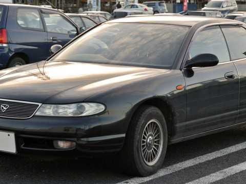 Technical specifications and characteristics for【Mazda Efini MS-8】