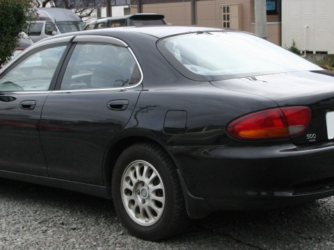 Technical specifications and characteristics for【Mazda Eunos 500】