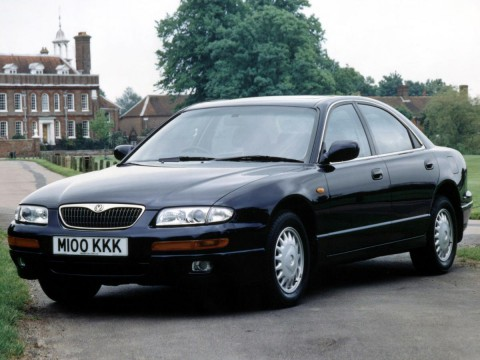 Technical specifications and characteristics for【Mazda Eunos 800】