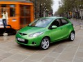 Mazda Mazda 2 Mazda 2 1,3i (75 Hp) full technical specifications and fuel consumption