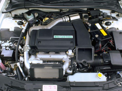 Technical specifications and characteristics for【Mazda Millenia (TA221)】