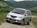 Mazda MPV MPV II (LW) 2.0 i 16V (141 Hp) full technical specifications and fuel consumption