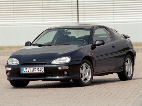 Technical specifications and characteristics for【Mazda Mx-3 (EC)】