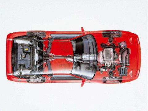 Technical specifications and characteristics for【Mazda RX 7 II (FC)】