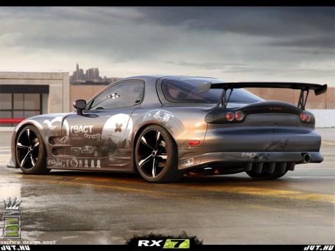 Caractéristiques techniques de Mazda RX 7 IV
