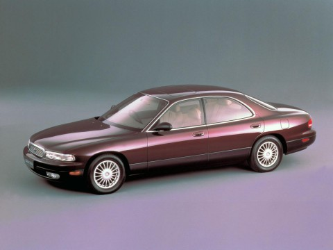 Technical specifications and characteristics for【Mazda Sentia (HC)】