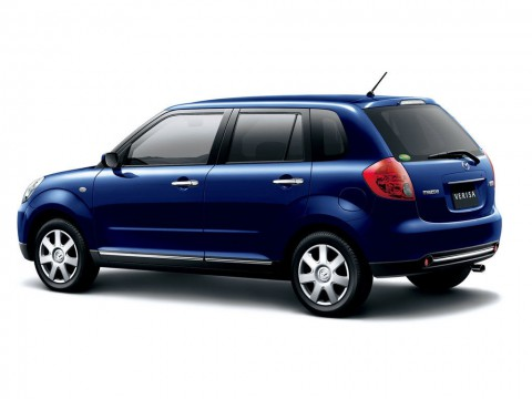 Technical specifications and characteristics for【Mazda Verisa L】