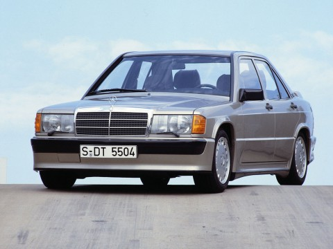 Technical specifications and characteristics for【Mercedes-Benz 190 (W201)】