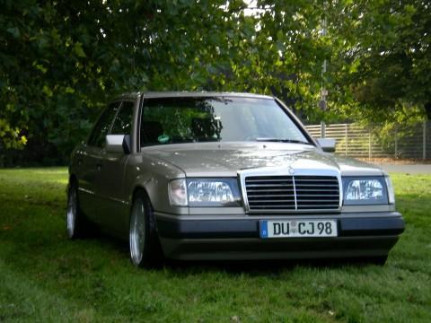 Caratteristiche tecniche di Mercedes-Benz 260 (W124)