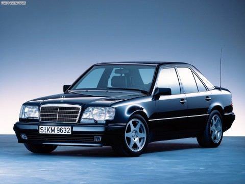 Technical specifications and characteristics for【Mercedes-Benz 500 (W124)】