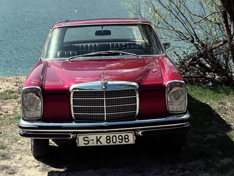 Technical specifications and characteristics for【Mercedes-Benz /8 Coupe (W114)】