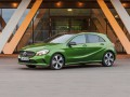 Technical specifications of the car and fuel economy of Mercedes-Benz A-klasse