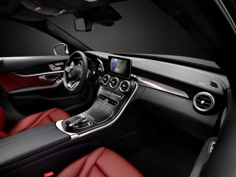 Технически характеристики за Mercedes-Benz C-klasse (W205)
