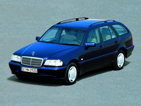 Technical specifications and characteristics for【Mercedes-Benz C-klasse T-mod (S202)】