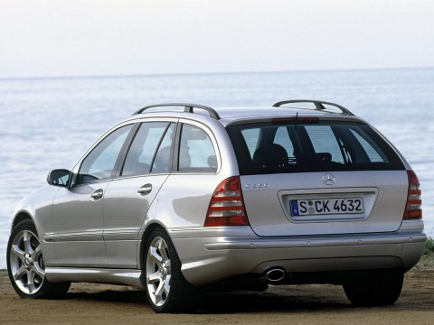 Technical specifications and characteristics for【Mercedes-Benz C-klasse T-mod (S203)】