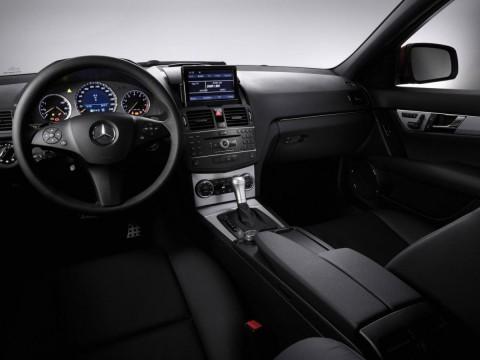 Технически характеристики за Mercedes-Benz C-klasse T-mod (S204)