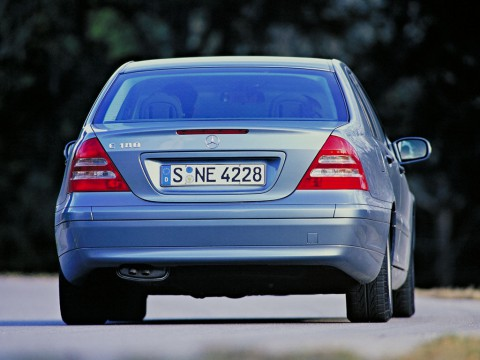 Technical specifications and characteristics for【Mercedes-Benz C-klasse (W203)】