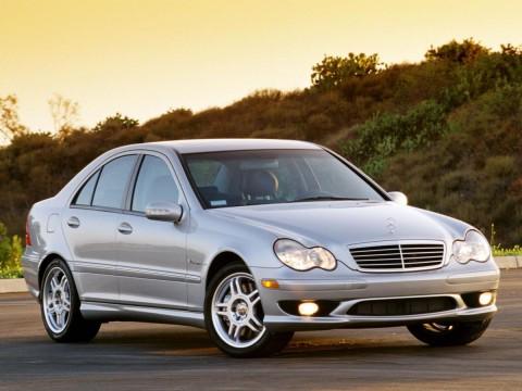 Especificaciones técnicas de Mercedes-Benz C-klasse (W203)