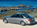 Technical specifications and characteristics for【Mercedes-Benz C-klasse (W204)】