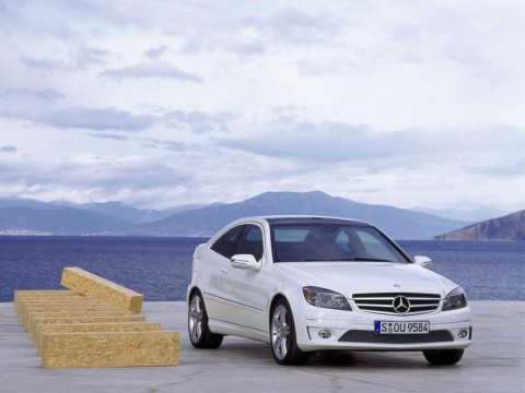 Technical specifications and characteristics for【Mercedes-Benz CLC-klasse】