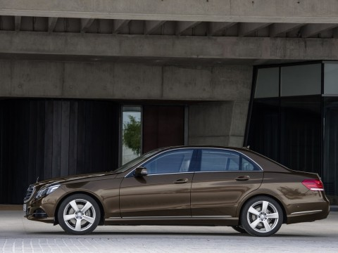 Technical specifications and characteristics for【Mercedes-Benz E-klasse IV (W212, S212, C207)】