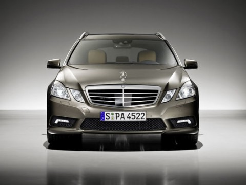 Technical specifications and characteristics for【Mercedes-Benz E-klasse T-mod. (S212)】