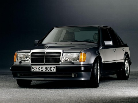 Technical specifications and characteristics for【Mercedes-Benz E-klasse (W124)】
