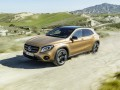 Technical specifications of the car and fuel economy of Mercedes-Benz GLA-klasse