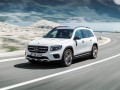 Technical specifications of the car and fuel economy of Mercedes-Benz GLB-Classe