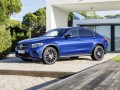 Technical specifications of the car and fuel economy of Mercedes-Benz GLC Coupe