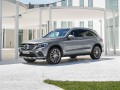 Technical specifications of the car and fuel economy of Mercedes-Benz GLC-klasse