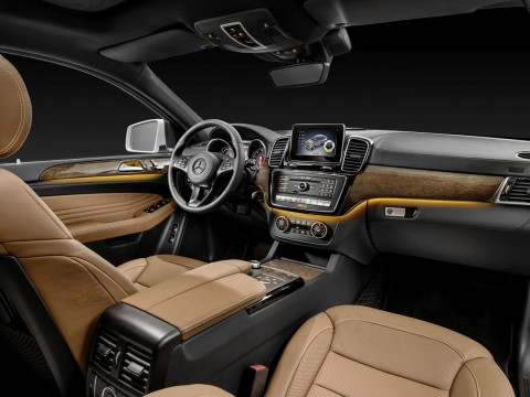Technical specifications and characteristics for【Mercedes-Benz GLE Coupe】