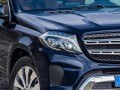 Technical specifications and characteristics for【Mercedes-Benz GLS-classe X166】