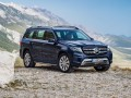 Technical specifications of the car and fuel economy of Mercedes-Benz GLS-classe X166
